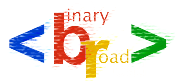 Binary Road Logo